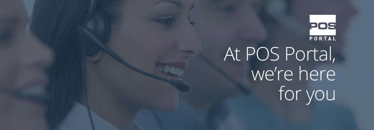 At POS Portal, we're here for you