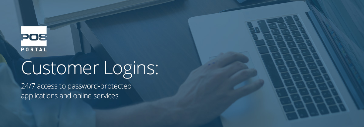 Customer Logins: 24/7 access to applications and services