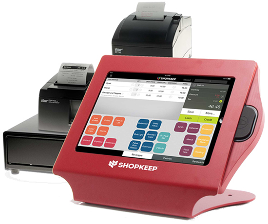 Shopkeep Pos Is A Leading Ipad Pos System For Restaurants